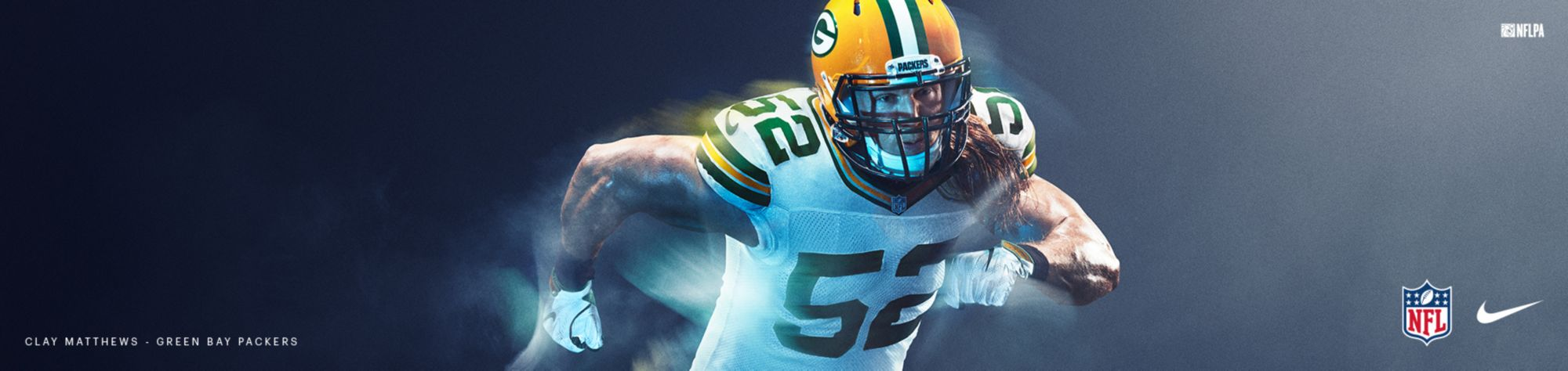 Color Rush Jerseys - Packers