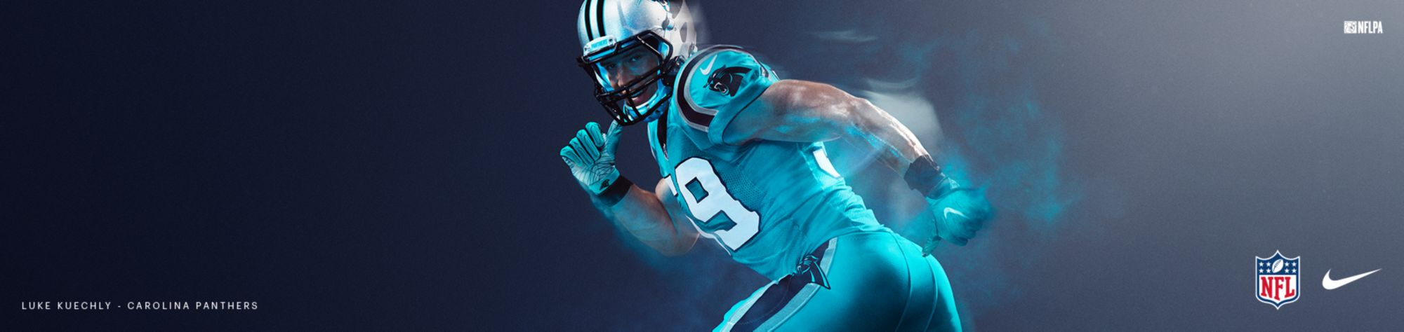 Color Rush Jerseys - Panthers