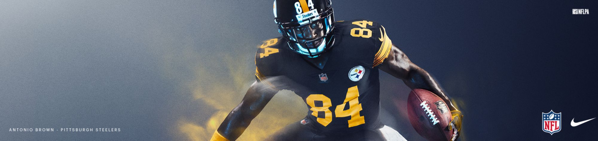 Color Rush Jerseys - Steelers