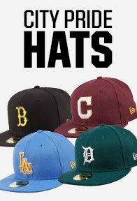 MLB New Era City Pride Hats