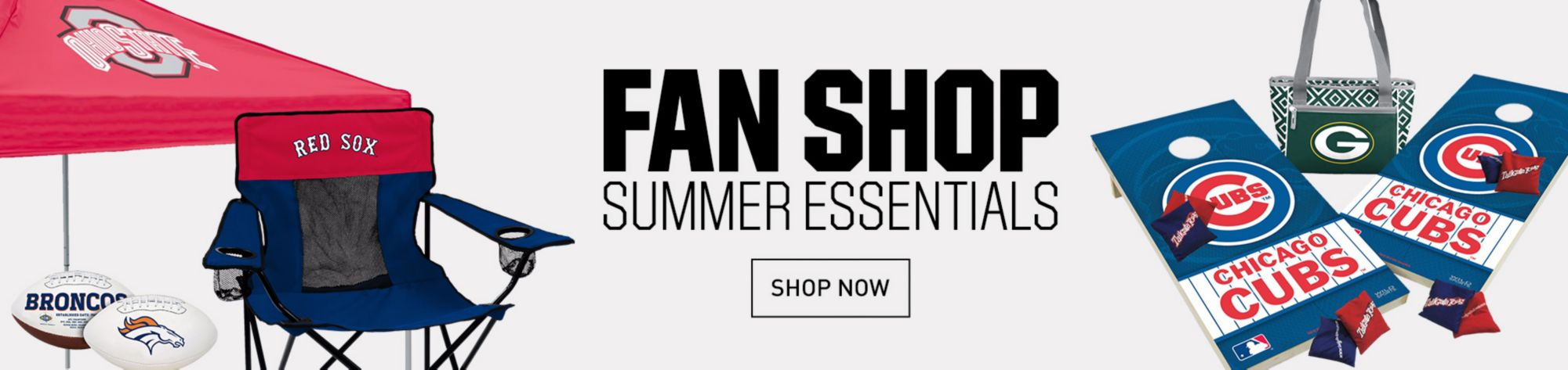 Fan Shop Summer Accessories
