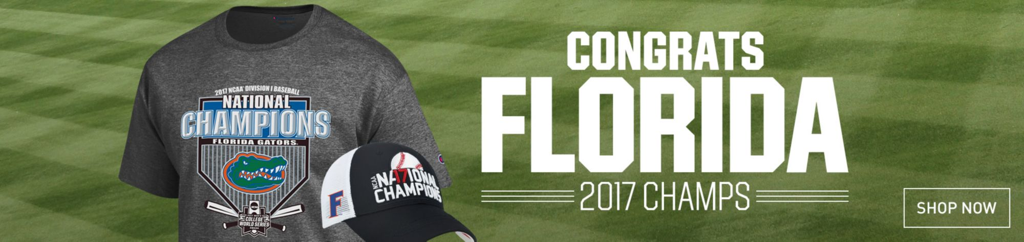 Florida 2017 Champs Gear