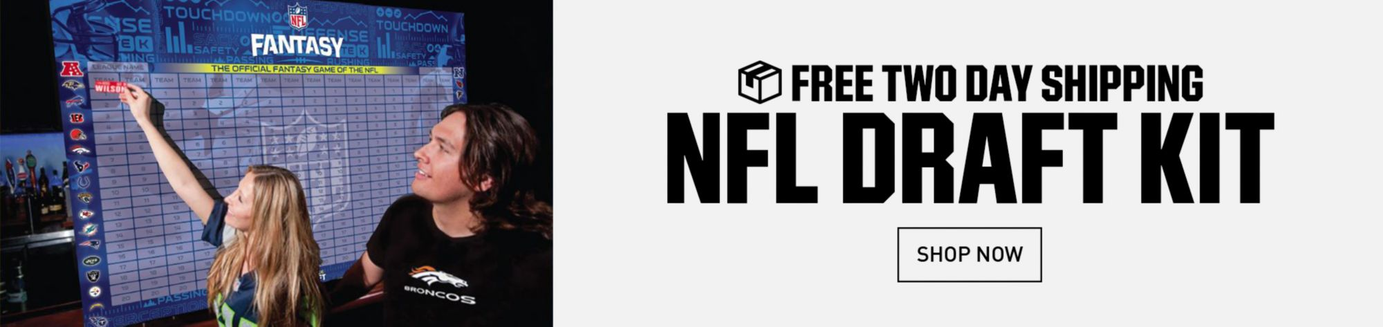2017 NFL Fantasy Football Draft Kit