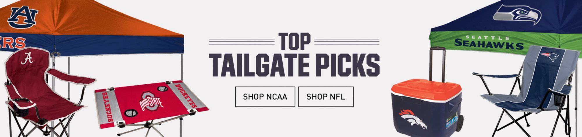 Shop Top Tailgate Picks