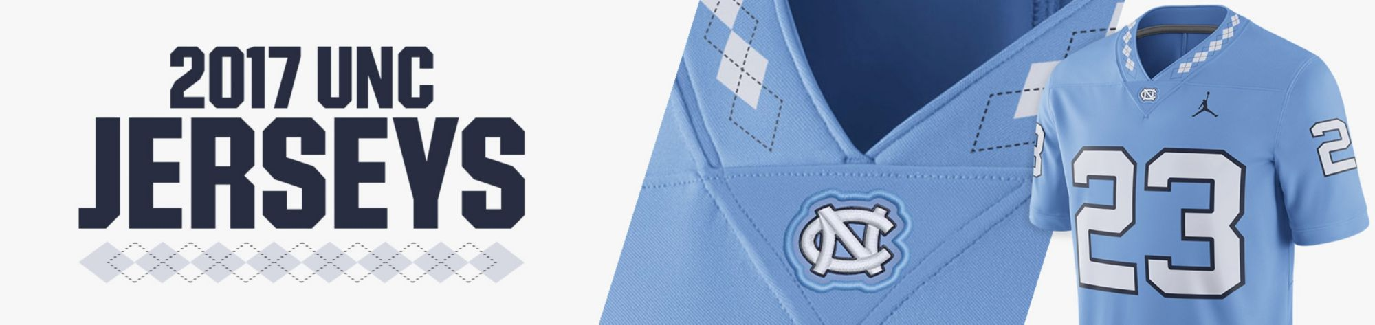 New 2017 UNC Jersey