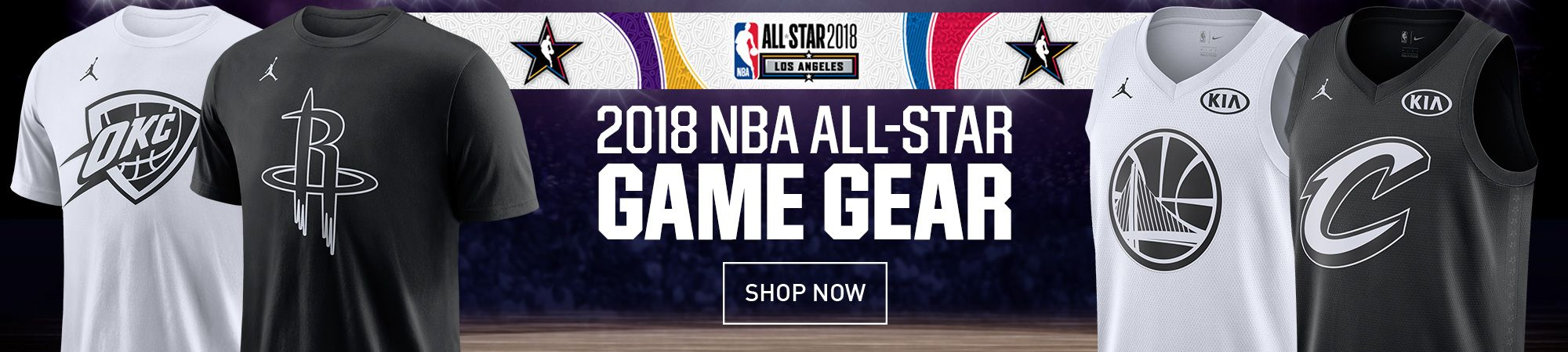 2018 NBA All Star Game Gear - Shop Now
