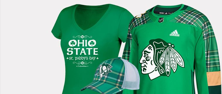 Shop St. Paddy's Day Gear