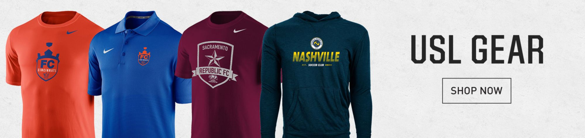 2018 USL Gear - Shop Now