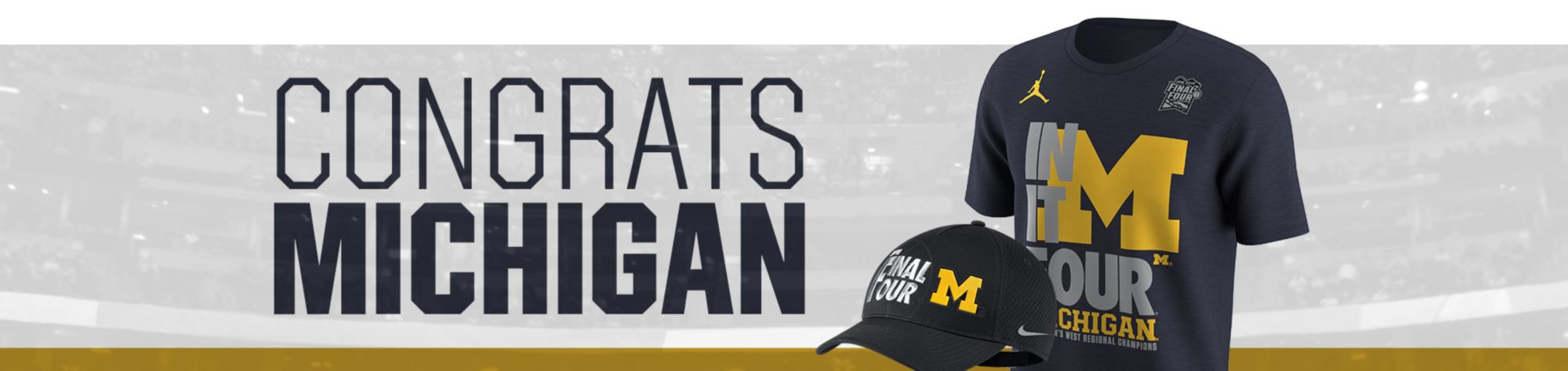 Congrats Michigan
