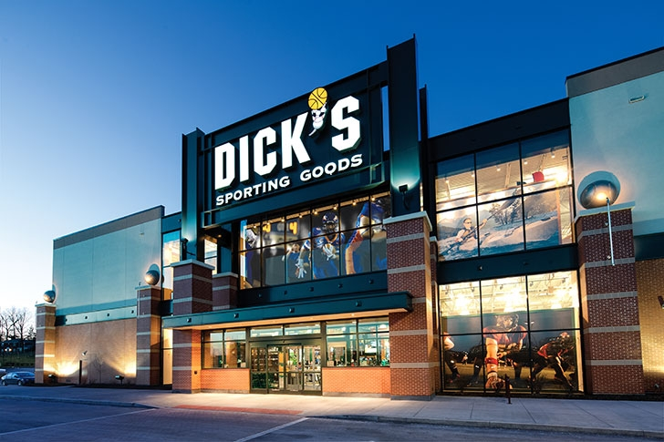 DICK'S Sporting Goods Non-Merchandise Suppliers