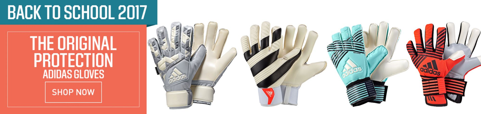 Save on adidas Soccer Gloves
