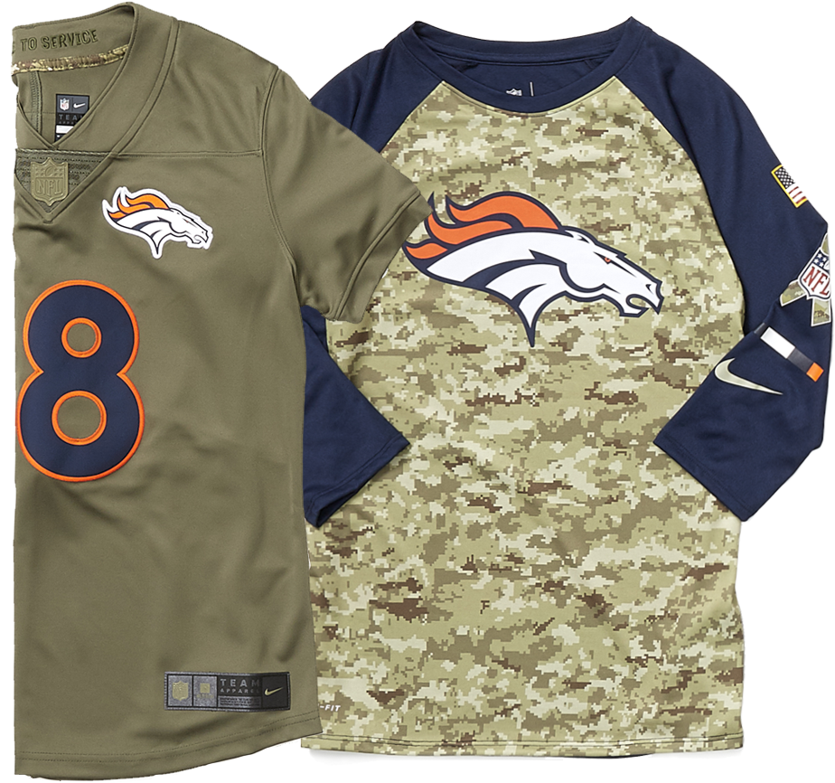 Salute To Service - Women's Jerseys and Tees