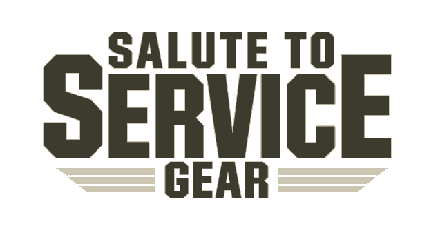 Salute To Service - Logo
