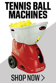Shop Tennis Ball Machines