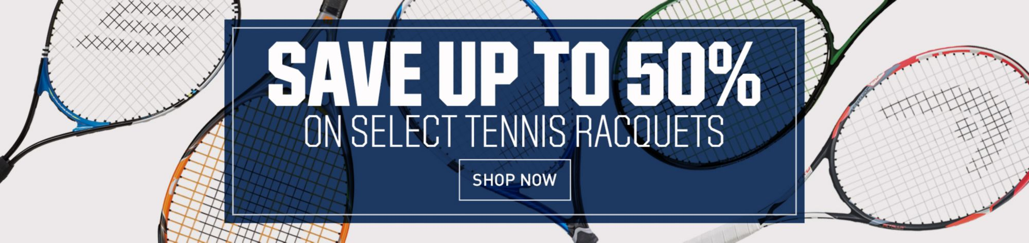 Shop Tennis Racquets