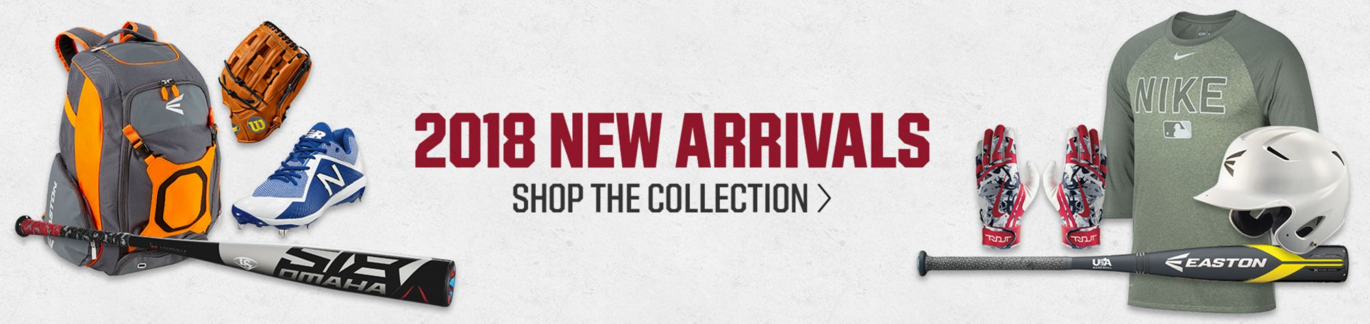 2018 NEW ARRIVALS Shop The Collection