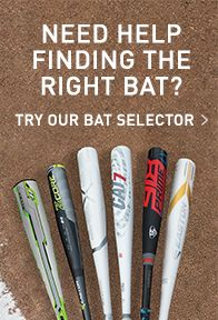 Need Help Finding The Right Bat - Try Our Bat Selector