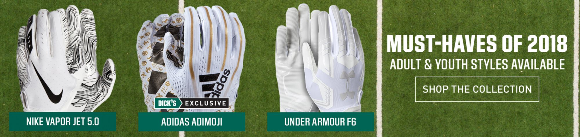 These are the must have/key item/new gloves for 2018.