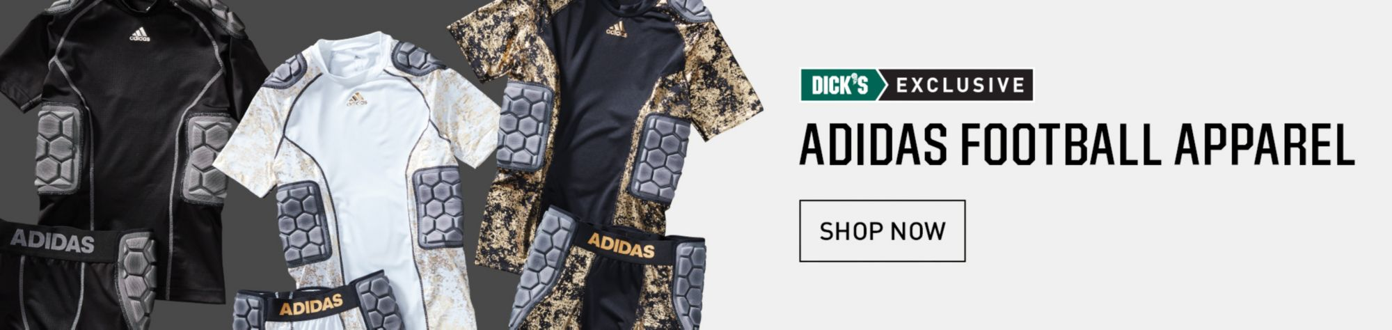 adidas Football Apparel | Dick's Exclusive