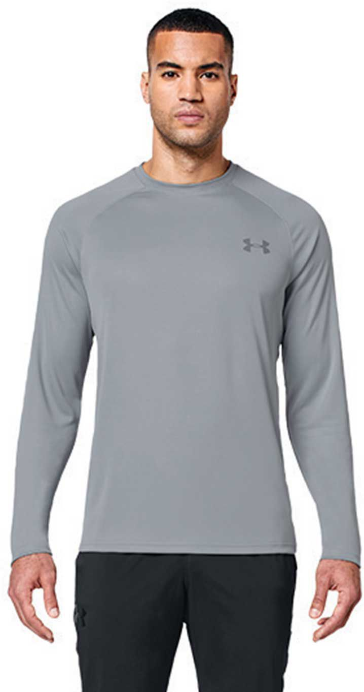 UA Mens Tops Fitted