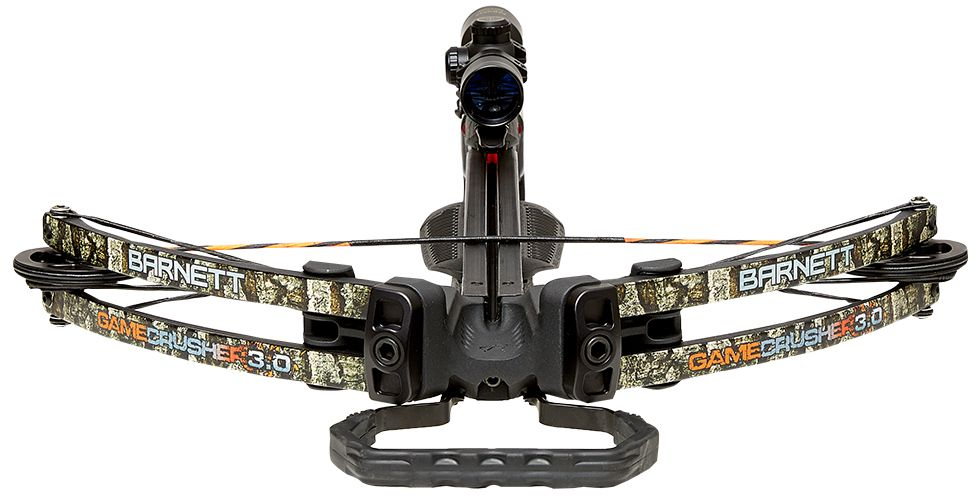 The Perfect Package - Barnett Game Crusher Crossbow