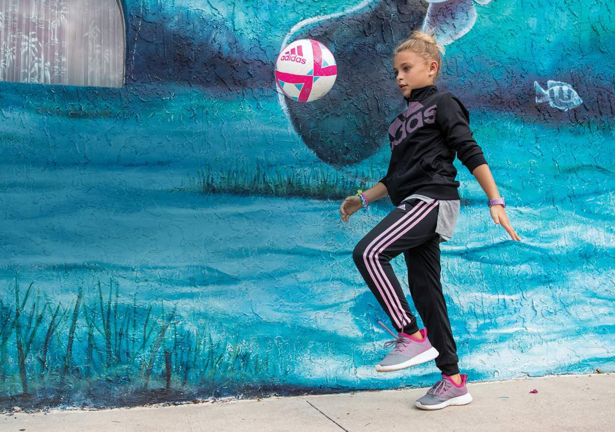 Girls' adidas Apparel