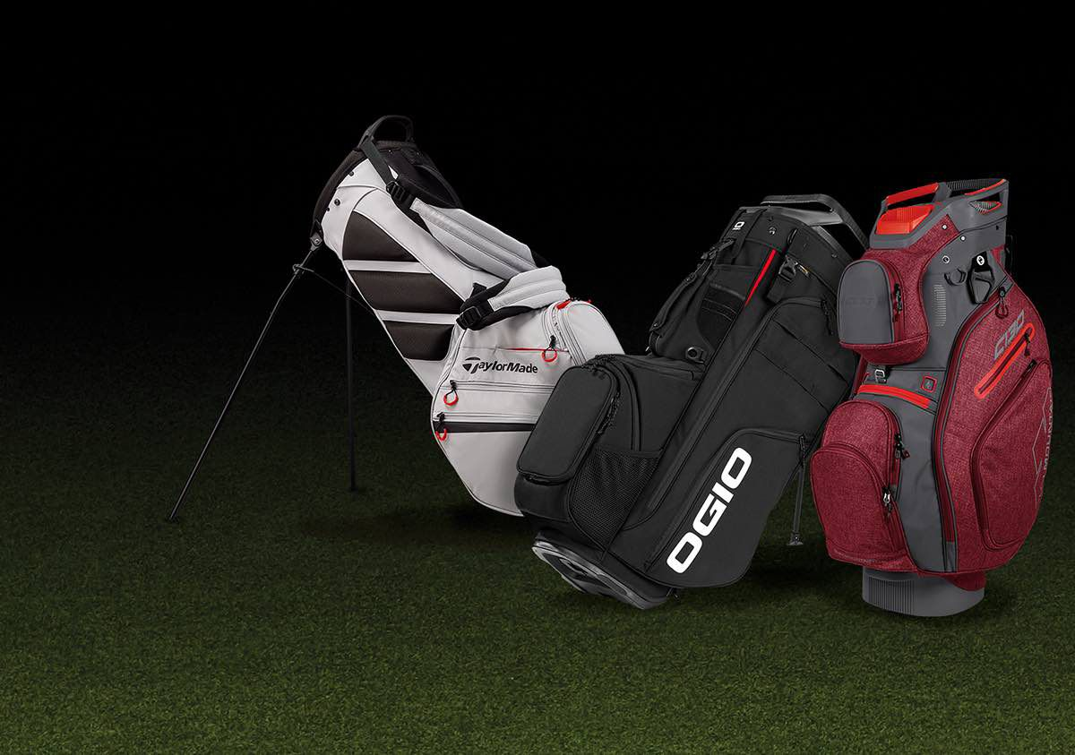 New Golf Bags