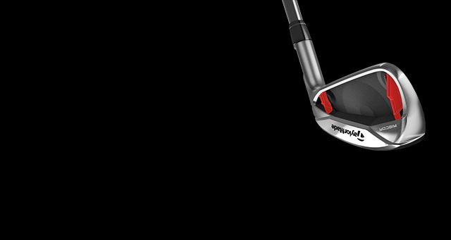 Max-Cor design increases ball speed across the face for more distance and consistency