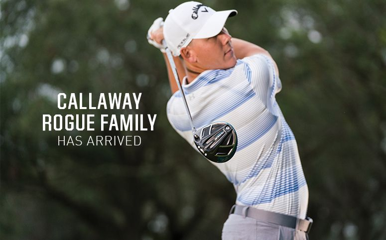 Callaway Rogue Family Has Arrived