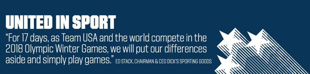 United In Sport - Ed Stack Quote