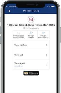 Farmers Mobile App: Farmers Insurance
