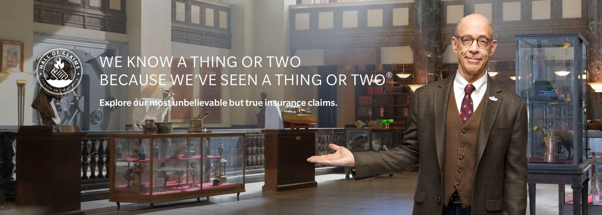 Hall of Claims : Farmers Insurance