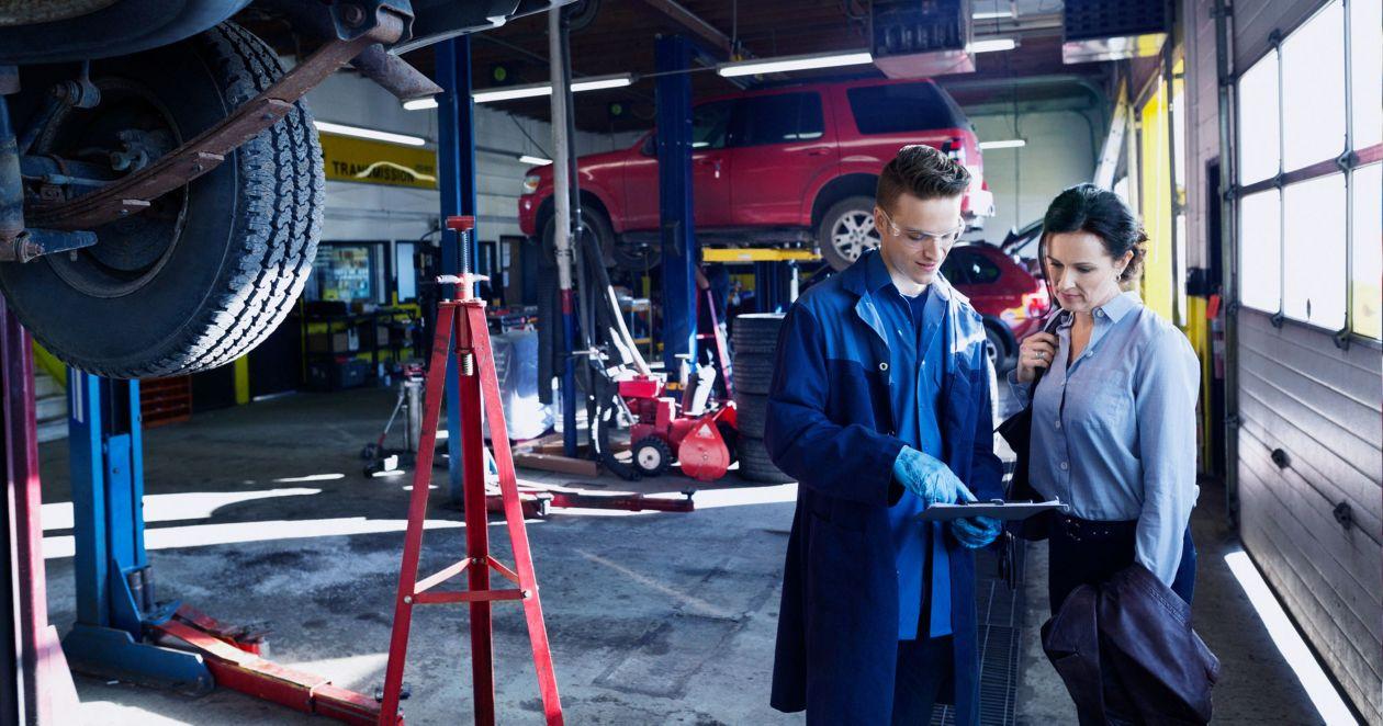 Local Mechanic Shops >> Business Insurance For Auto Repair Shops Farmers Insurance
