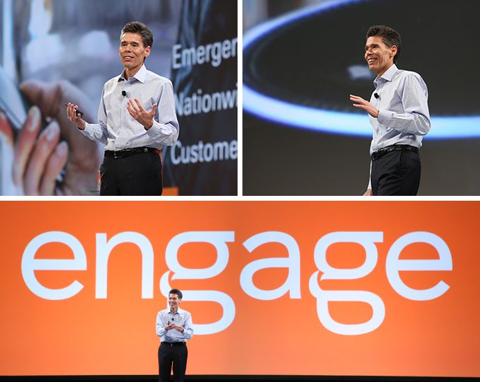Engage with Fiserv President and CEO Jeff Yabuki