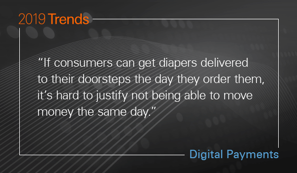 If consumers can get diapers delivered to their doorsteps the day they order them ...