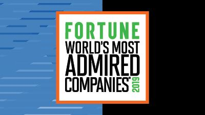 Fiserv Named to FORTUNE World's Most Admired Companies List for Sixth Consecutive Year