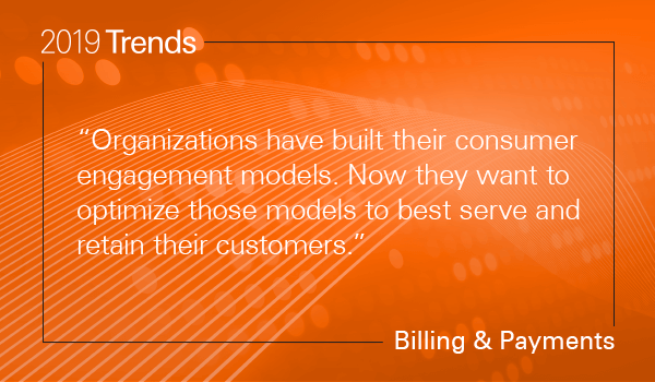 Organizations have built their consumer engagement models ...