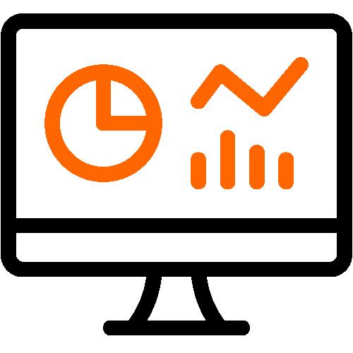 2 color computer icon