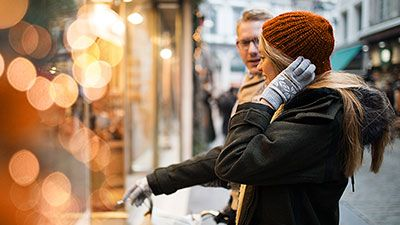 How Merry Were Holiday Shoppers?
