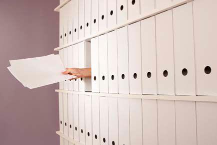 enterprise content management and document storage