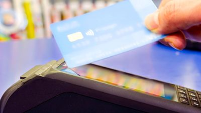 Contactless Payments Show Promise