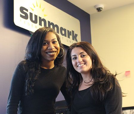 Sunmark Credit Union Branch Staff