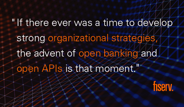 Advent of Open Banking
