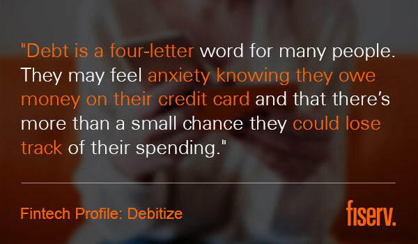 Debt is a four-letter word for many people