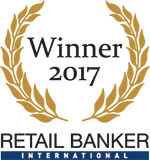 Retail Banker International Award
