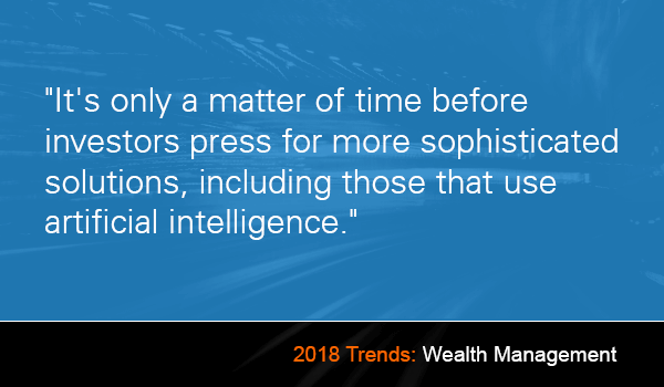 wealth management trends and artificial intelligence