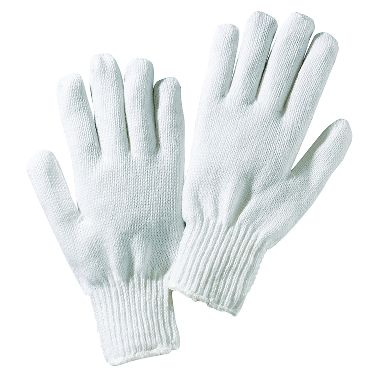 Polyester String Knit Gloves