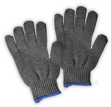 String Knit Gloves, Ladies' Heavyweight