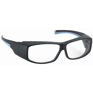 SpekZ Fitover Safety Glasses, Fog Free Clear Lens