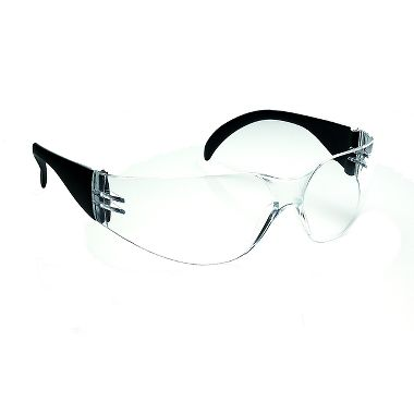 Outlaw Safety Glasses, Fog Free Clear Lens